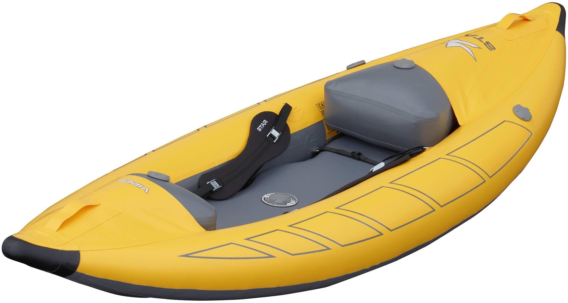 NRS STAR Viper Inflatable Kayak 9'6